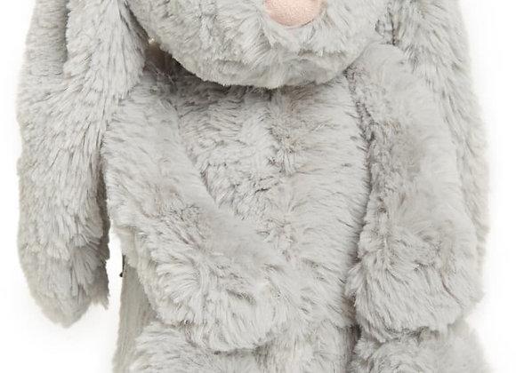 I am Medium Bashful Grey Bunny
