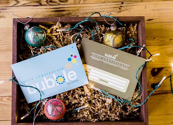 $20 BubbleLEARNING Gift Card