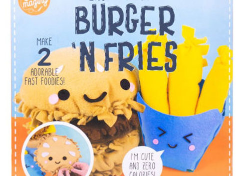 Sew Mazing Burger & Fries