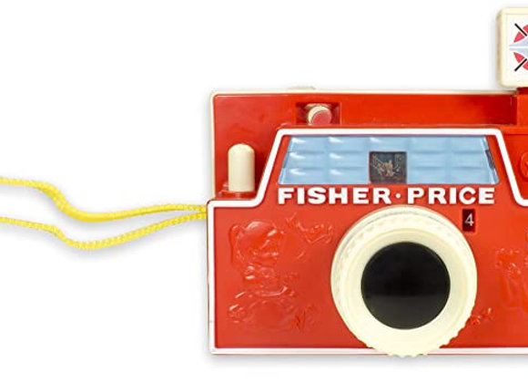 Fisher-Price Picture Change Camera