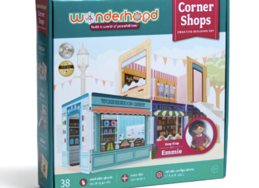 Wonderhood Corner Shops