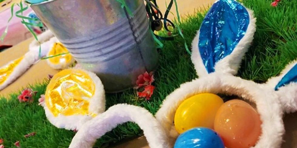 Easter Bunny Breakfast Bash