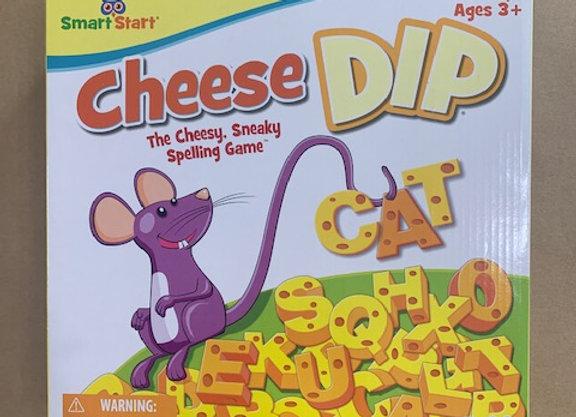 Cheese Dip Spelling Game