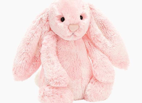 I am Small Bashful Peony Bunny