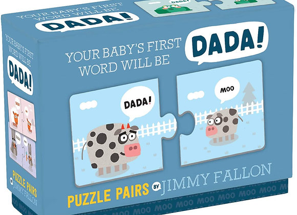 Jimmy Fallon DADA! Puzzle Pairs