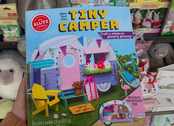 Create a Tiny Camper