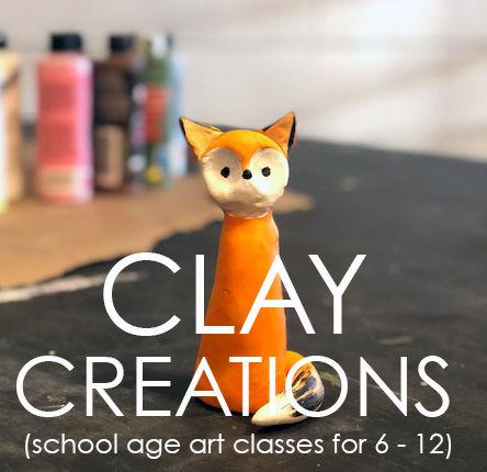 CLAY Creations - School Age