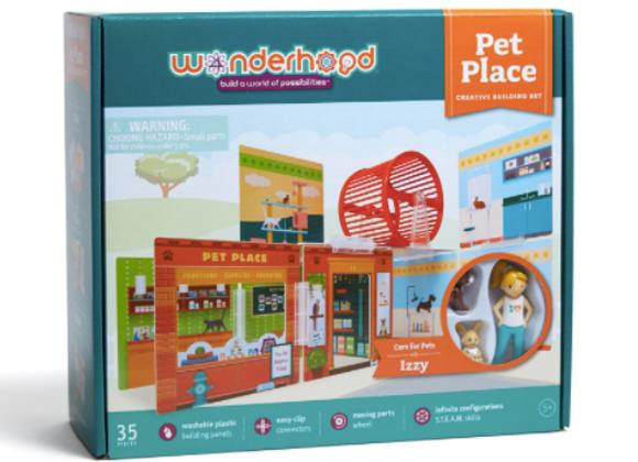 Wonderhood Pet Place