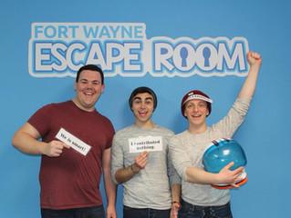 Escape Rooms, Concerts, & Cookies