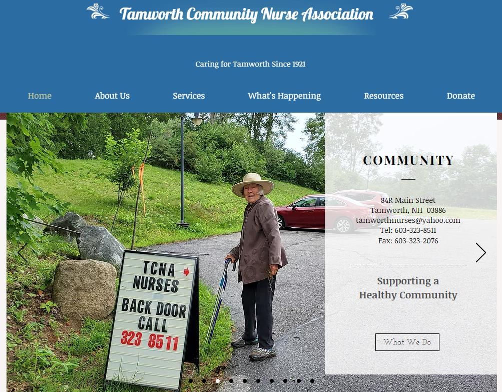 TCNA website