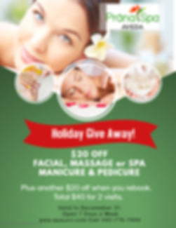 Copy of Spa Flyer - Made with PosterMyWa