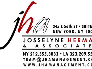 Signed with JHA Management