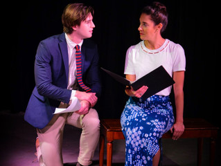 Staged reading of exciting new play