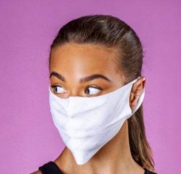Bumppa Anti-Viral Face Mask White
