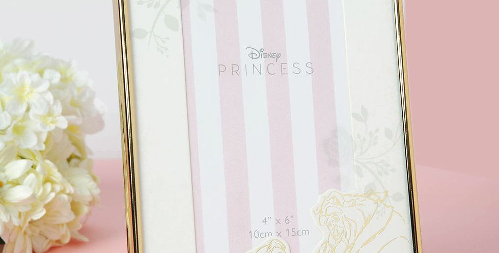 Disney Happily Ever After Beauty and The Beast 6x4 Photo Frame