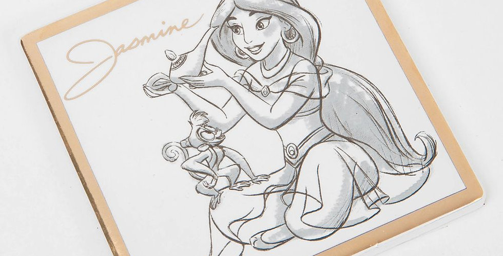 Disney Classic Collection Character Jasmine Coaster
