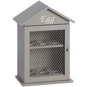 Grey Egg Cabinet