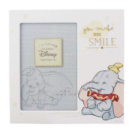 Disney Magical Beginnings Dumbo Smile 6x4 Frame
