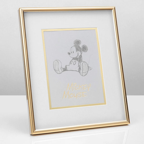 Disney Classic Collection Character Mickey Print