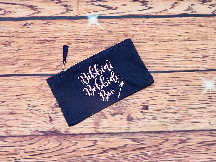 Disney Inspired Small Accessory Pouch