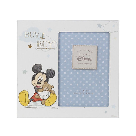Disney Magical Beginnings Mickey Frame