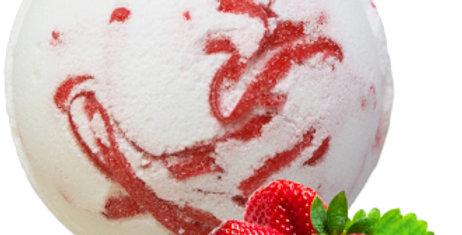 Tropical Coco Bath Bombs - Strawberry