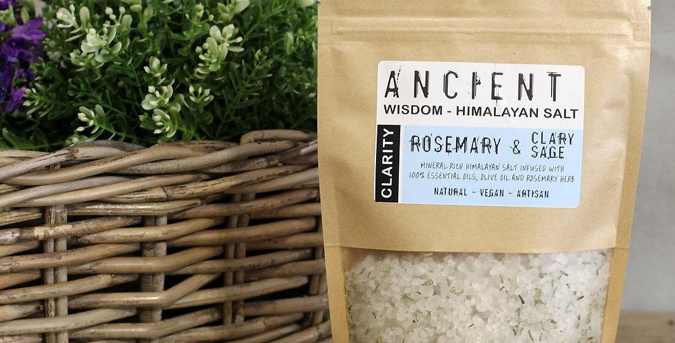 Himalayan Bath Salt Blend 500g - Clarity