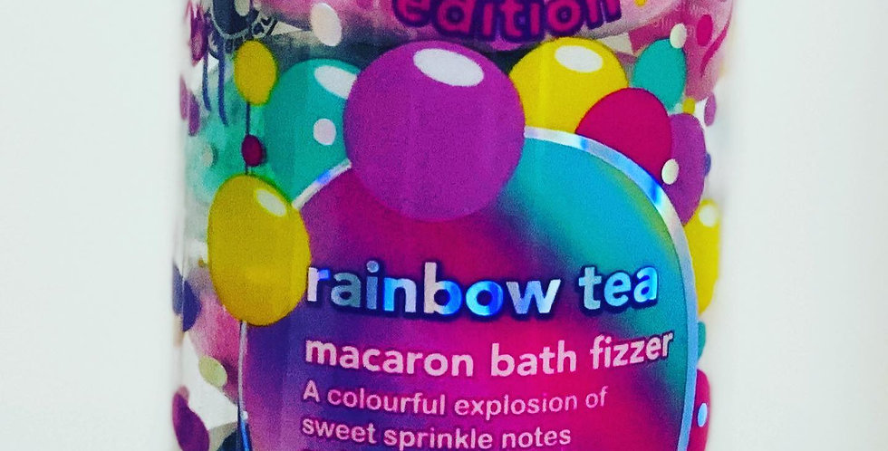 Bubble T Confetea Rainbow Macaroon