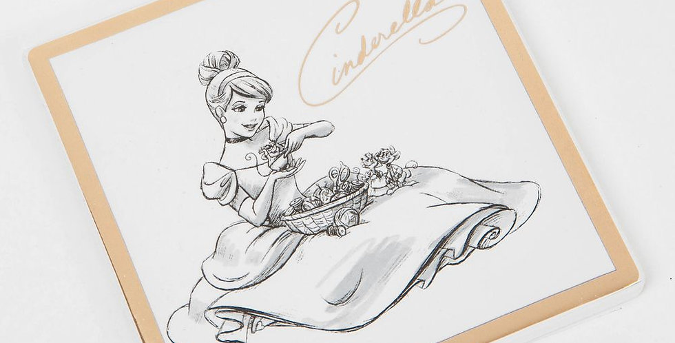 Disney Classic Collection Character Cinderella Coaster