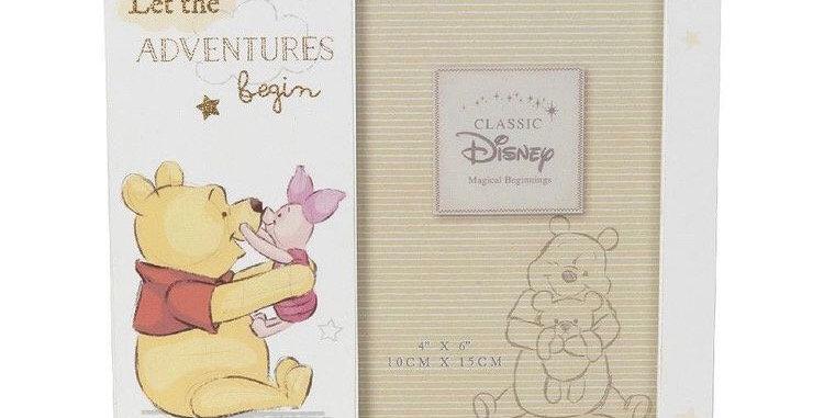 Disney Magical Beginnings Winnie the Pooh Frame