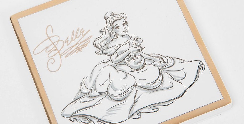 Disney Classic Collection Character Belle Coaster