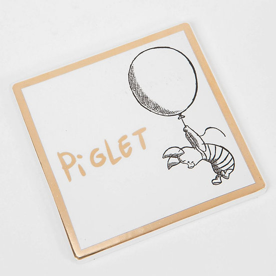 Disney Classic Collection Character Piglet Coaster