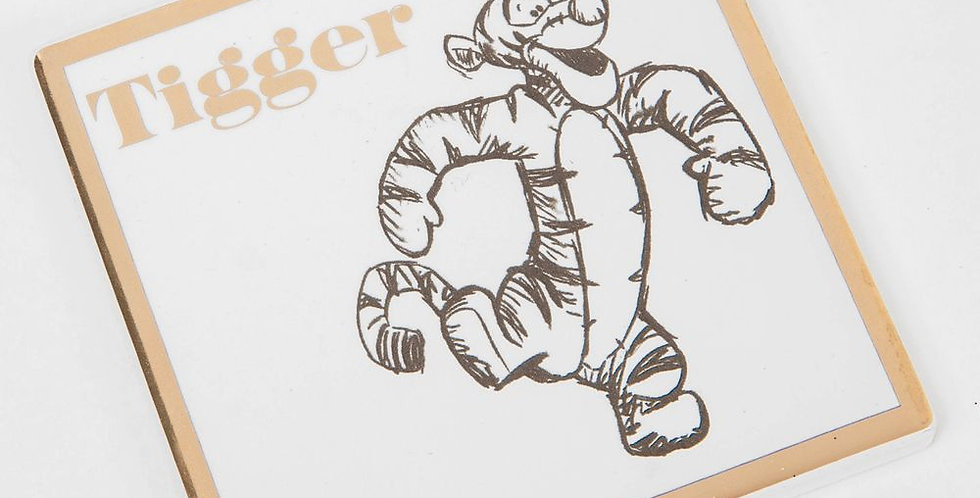 Disney Classic Collection Character Tigger Coaster