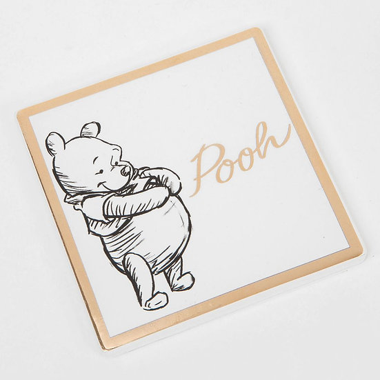 Disney Classic Collection Character Winnie the Pooh Coaster