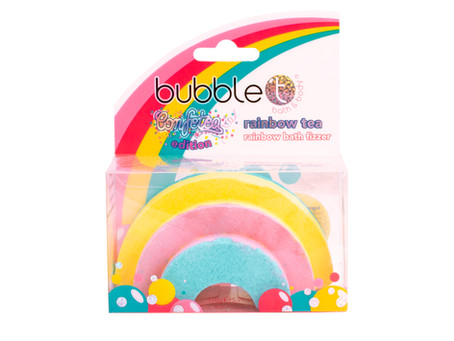 Exciting News as we become stockists of Bubble T Bath and Body Range!