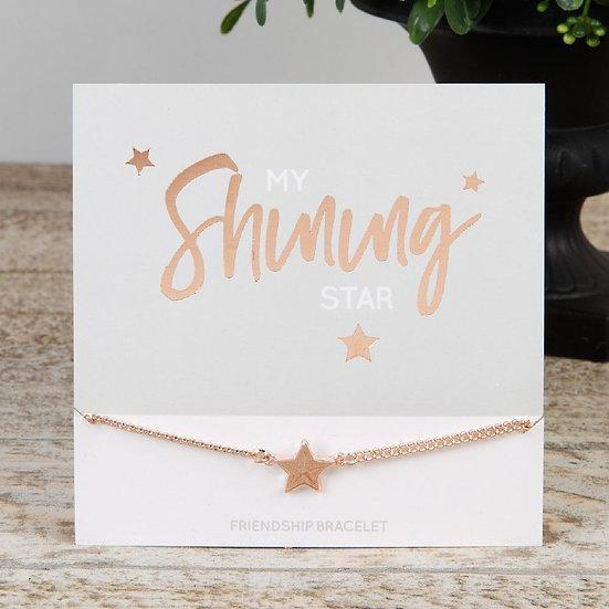 My Shining Star Friendship Bracelet