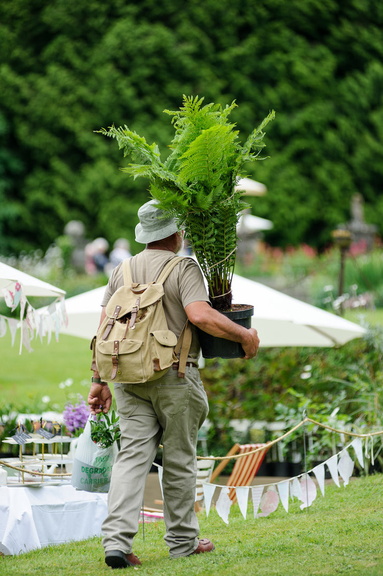 English Country Garden Festival in Cornwall