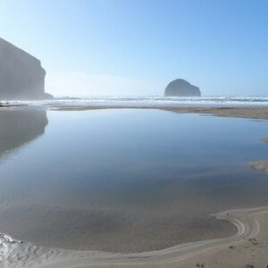 Trebarwith Strand, one of the best things to do in Cornwall