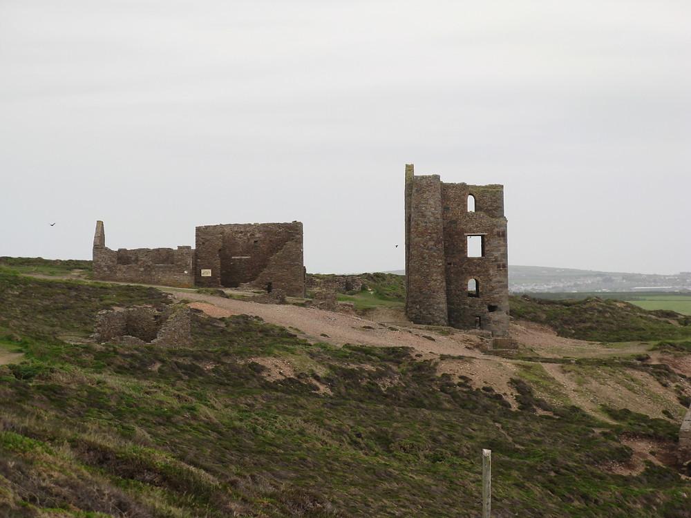 Love Cornwall, Mining, Engine Houses