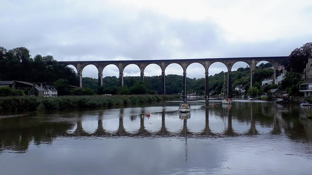 Best train journeys in Cornwall -The Scenic Tamar Valley Line. Calstock