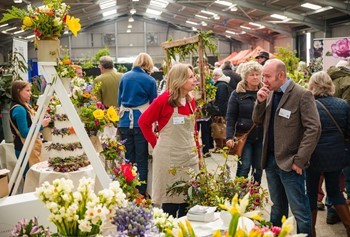 Spotlight On The Cornwall Spring Flower Show