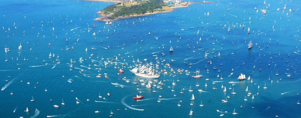 Whats on in Cornwall and Devon 2021 Tall Ships Regatta