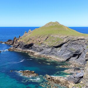 The Rumps, one of the best things to do in Cornwall