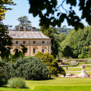Pencarrow House and gardens, one of the best things to do in Cornwall