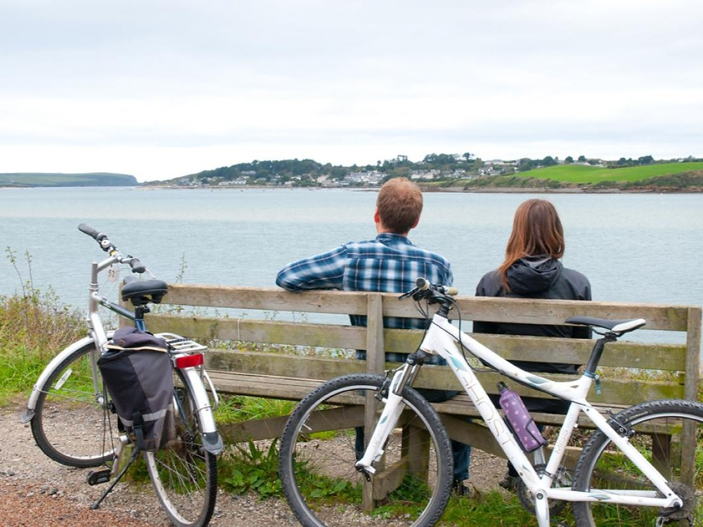 Cycling, one of the best things to do in Cornwall