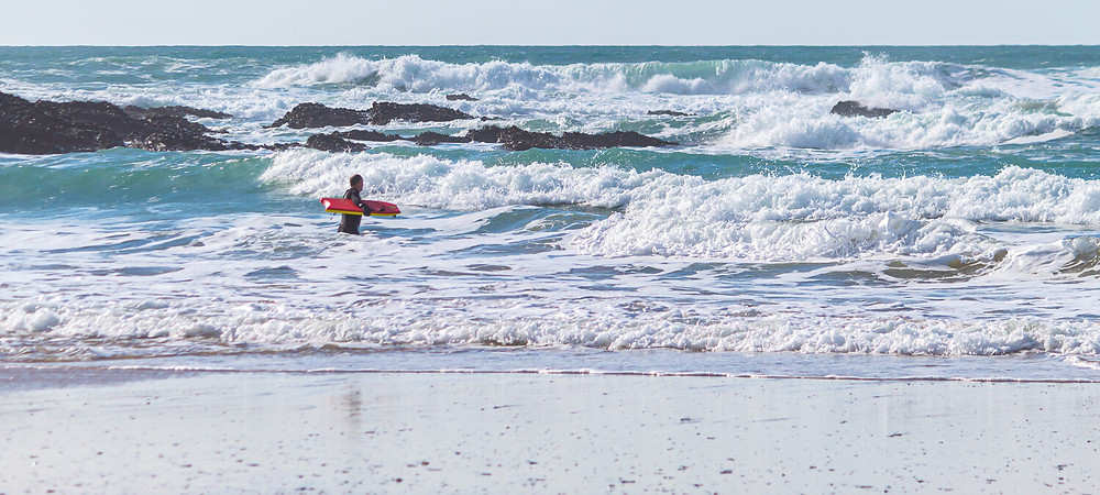 Surfing, one of the best things to do in Cornwall