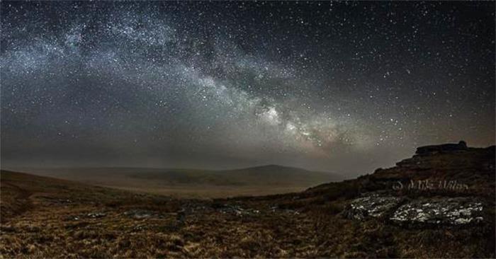 Love Cornwall, Bodmin Moor Dark Sky status