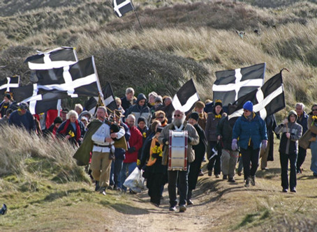 Spotlight on St. Piran's Day