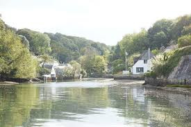 The delights of The Helford - sleepy coves