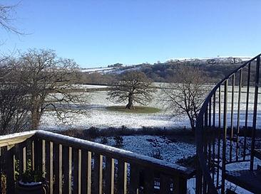 Wintertime at Primrose Cottage B&B